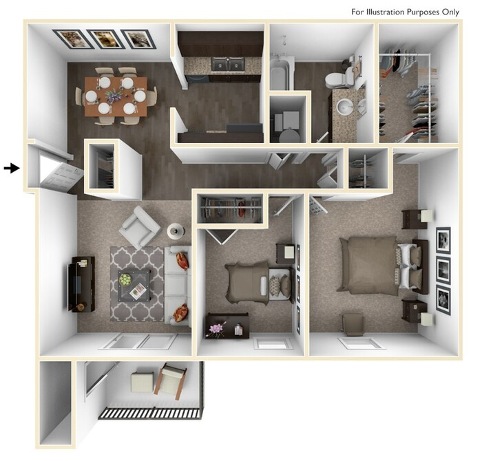 The Chatham Floor Plan Image